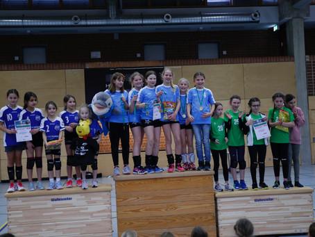 U12 weiblich wird erstmals Kreismeister!