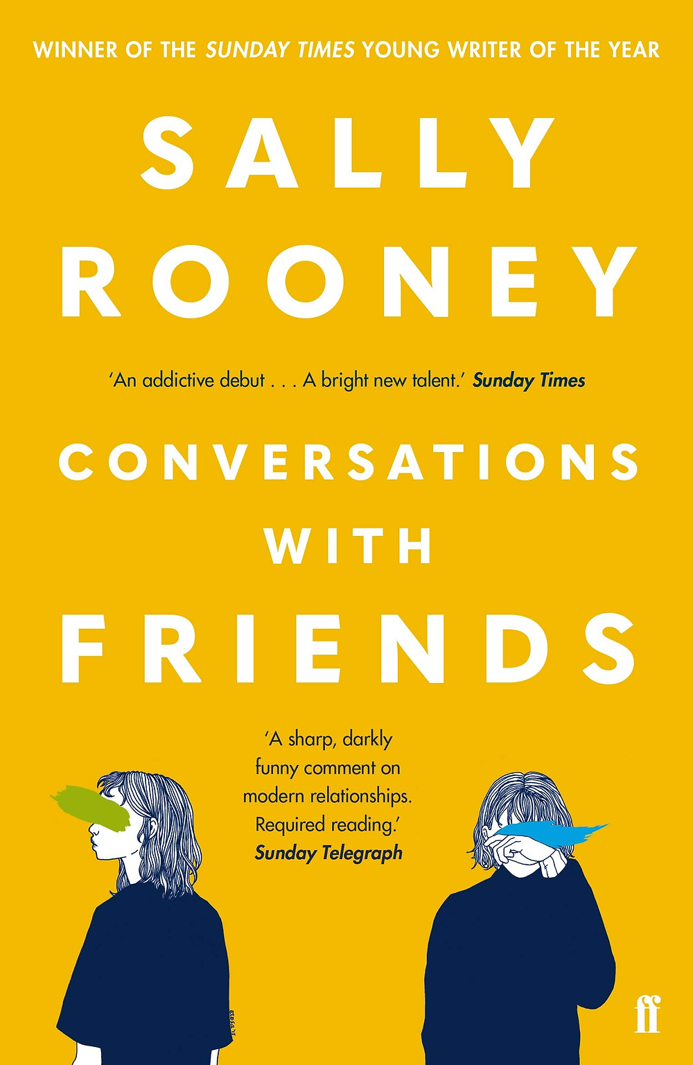 CONVERSATIONS WITH FRIENDS by Sally Rooney : the book slut book reviews