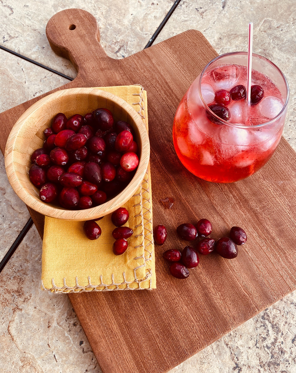 cranberry-gin-cocktail