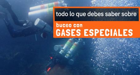 Buceo con Gases Especiales
