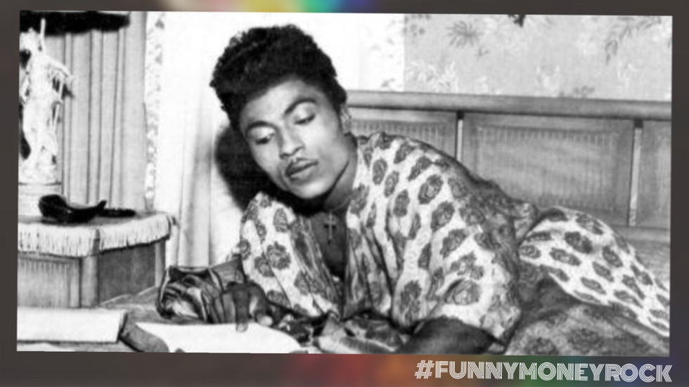 Little Richard Is A Black Gay Icon