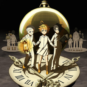 The Promised Neverland - series 1 - 2019
