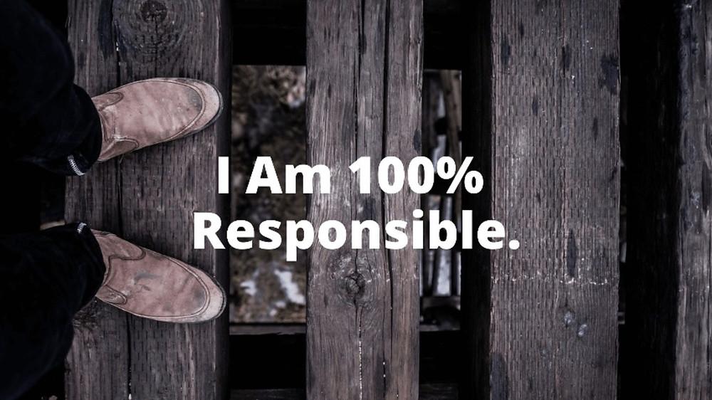 100% Responsibility Team Trek