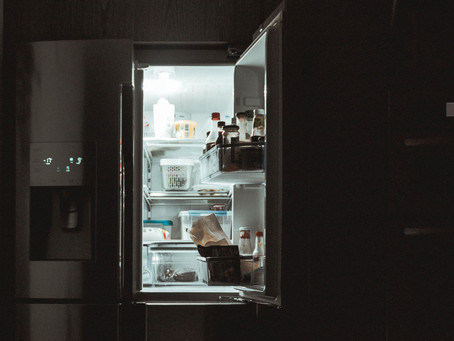 Art of the Fridge - How to Organize to Maximize Health Benefit and prevent Money and Food Waste.