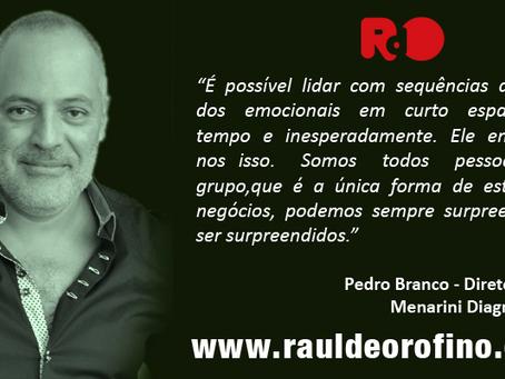 Raul de Orofino comemora 25 anos de trabalho nas Empresas!