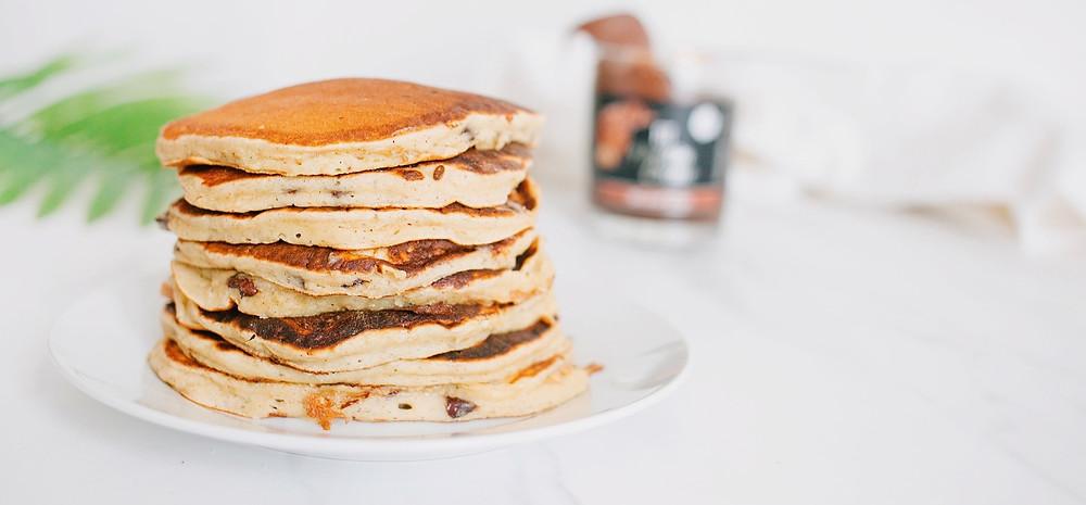 Recette facile pancakes healthy