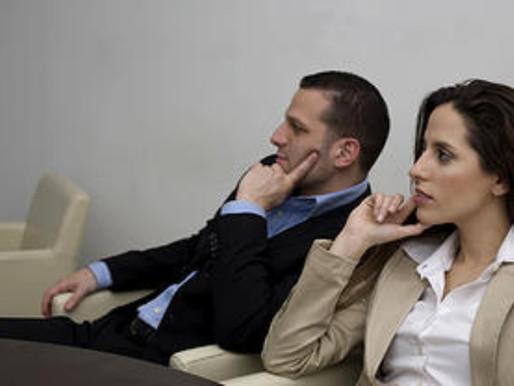 #Umgang mit Stress im Bewerbungsgespräch