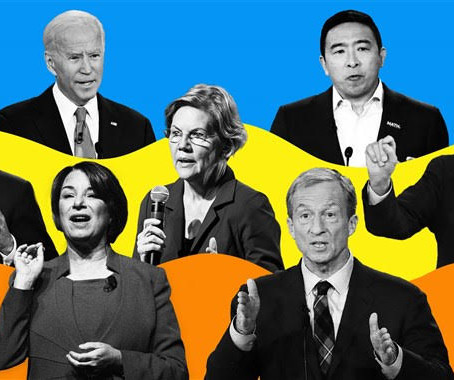 Months Before the First Primaries, Democrats Struggle to Identify a Frontrunner
