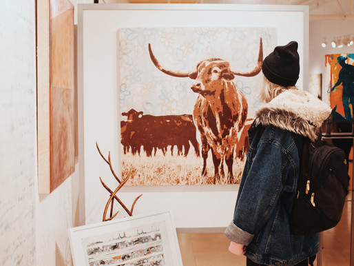 Artists don't have to ride the bull