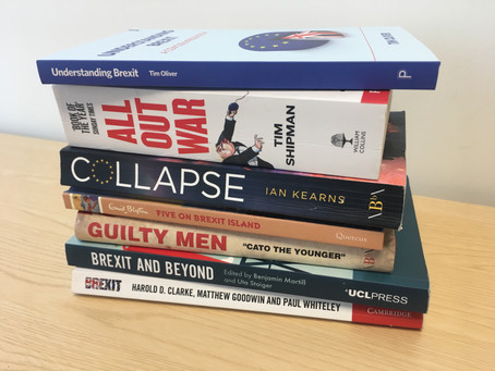 Best of Brexit: A Christmas reading list