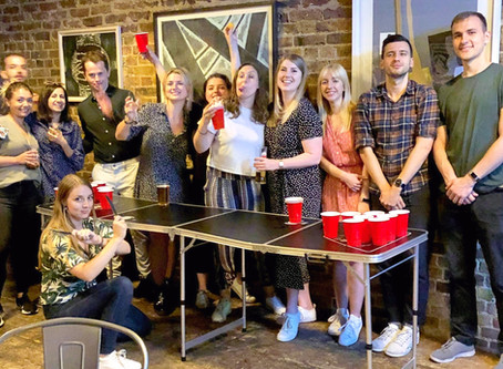 Beginners Guide to Beer Pong