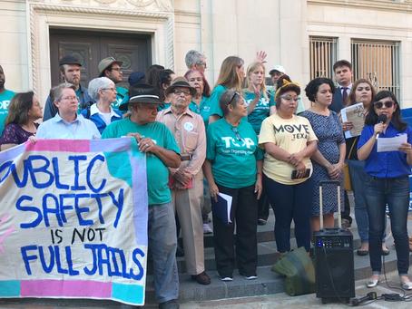 """""""Let's Build A San Antonio Sin Miedo For Everyone"""""""