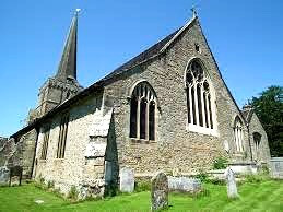1903: Some remarkable features of Cuckfield Holy Trinity Church and their origin...