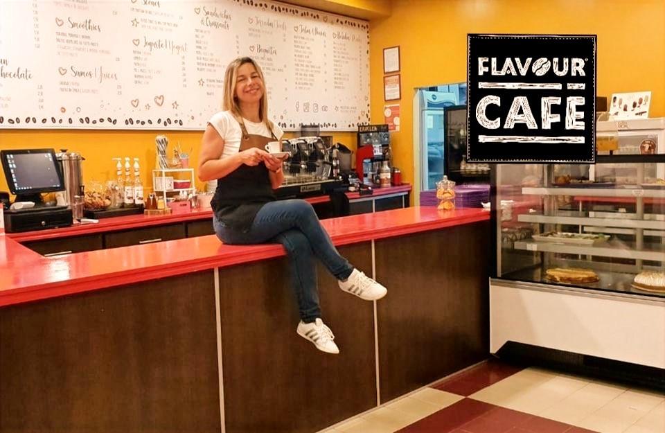 catarina Estevens, fiamma, Flavour café, café, coffee