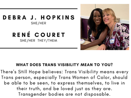 Trans Day of Visibility 2020