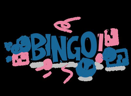 Remote Working Bingo