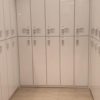 강남 지인병원 검진센터 탈의실 락카키 KD100S