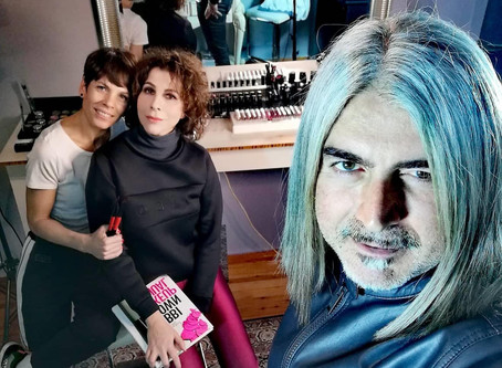 Make Up Artist School Sakis Isaakidis
