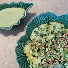 Pesto d'artichauts