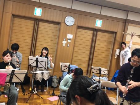12/16右京ふれあい文化会館にて