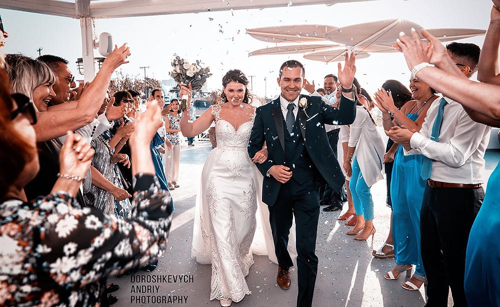 Свадьба в Греции. Свадьба в Афинах.