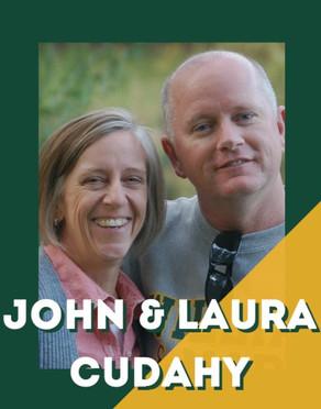 John and Laura Cudahy, Parents of Conor Cudahy '17