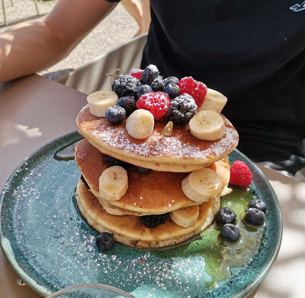 pancakes seaside café Loïs Clément Tacher Diététicienne Nutritionniste anglet biarritz bayonne cabinet distance domicile