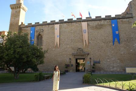El Palacio Viejo, hoy Parador Turismo