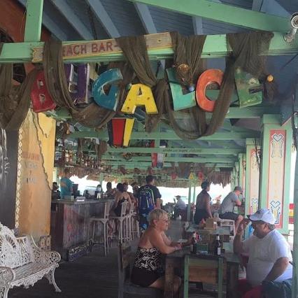 Local Beach Bar and Restaurant