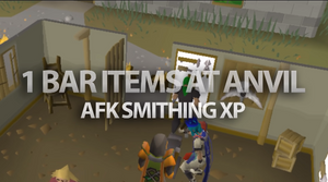20 Very AFK Skilling Methods in OSRS