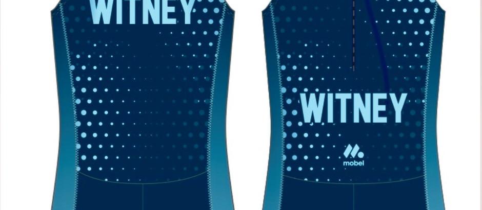 Witney Tri-Suit design agreed.