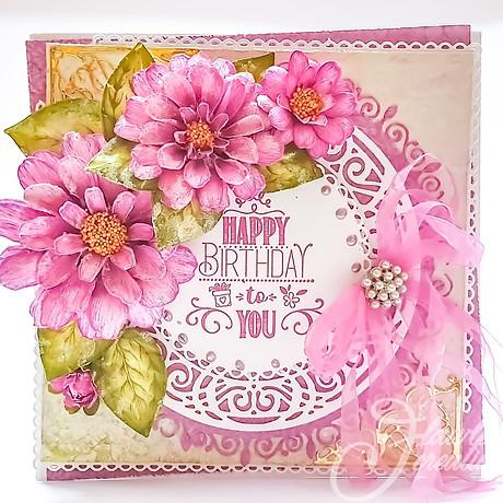 Pretty In Pink Birthday