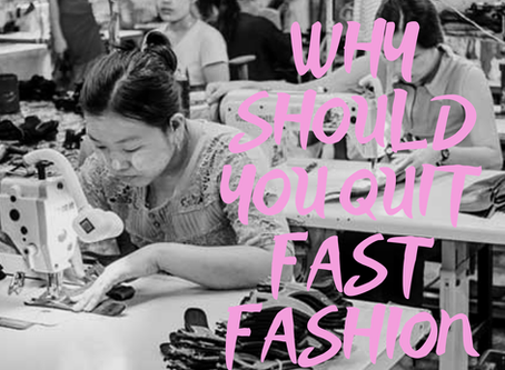 Fast Fashion Explained!