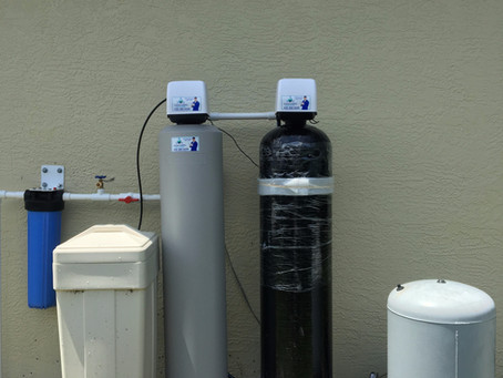 San Carlos Park Water Softener Iron Filter Water System