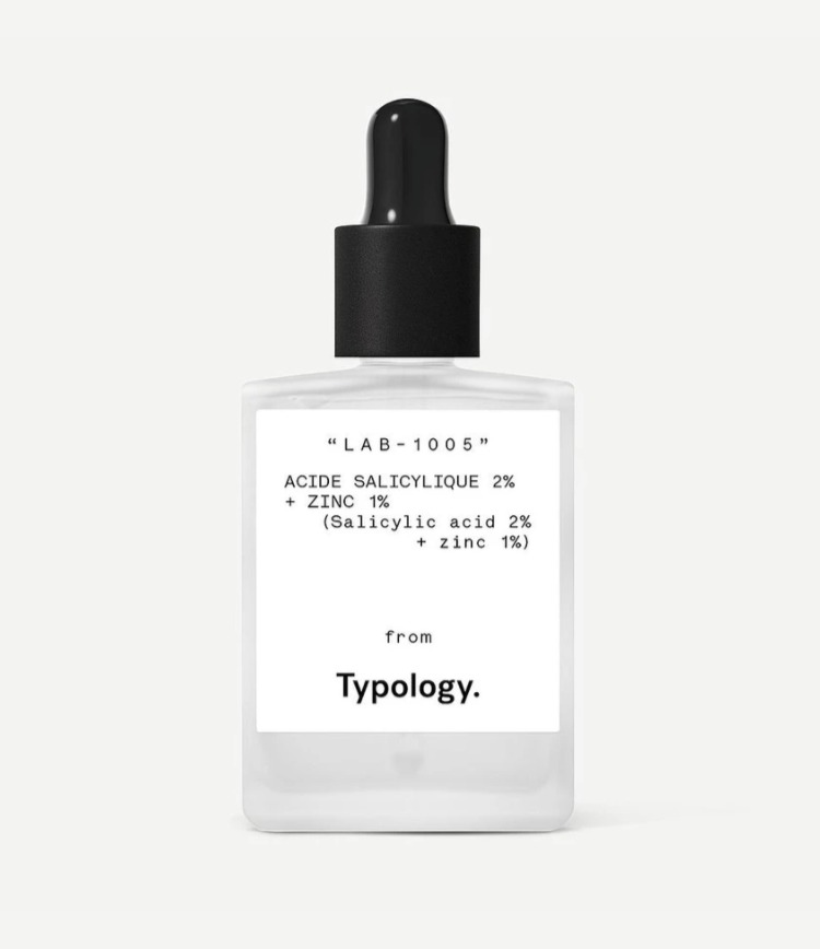 sérum zinc typology