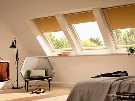 Cortinas para ventanas de techo tipo Velux