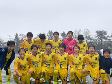 【U-13】U-13大会 予選リーグ