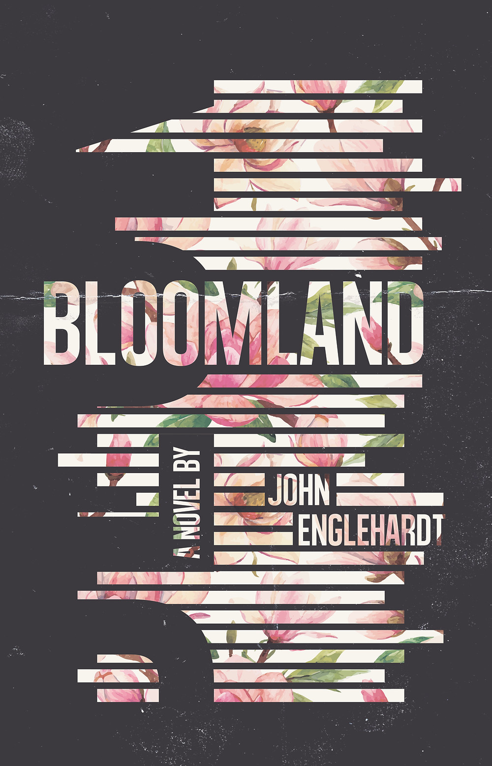 Bloomland by John Englehardt : the book slut book reviews thebookslut best floral book covers valentines day books