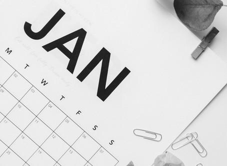 Let's Make a School Calendar!