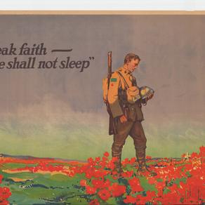 If ye break faith ---we will not sleep