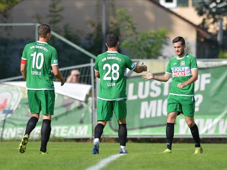VfB - SV Donaustauf 2:1 (2:1)