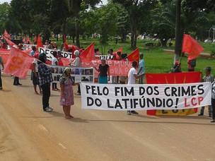 Ataque ao LCP representa mais um capítulo da criminosa história do latifúndio no Brasil