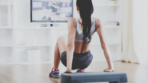 Treinar sozinho pode causar danos à coluna