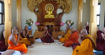 #jtba【案内】第二回「一時出家修道会」お布施について