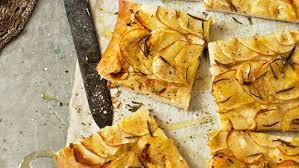 Potato and Rosemary Pizza Recipe