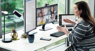 How to Work from Home and Stay Productive with Microsoft Teams
