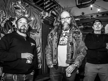 LIVE REVIEW - Wo Fat @ Crown & Anchor Hotel