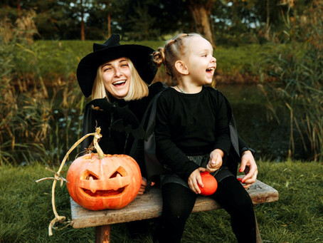 Celebrate Halloween Safely with Your Children