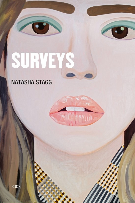 Surveys by Natasha Stagg : the book slut book reviews thebookslut