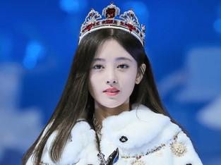"""SNH48出身中国アイドル""""キクちゃん""""ことジュー・ジンイーが美人過ぎる♡"""